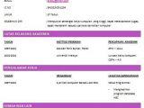 Basic Resume Malaysia Contoh Resume Terbaik Lengkap Bahasa Melayu Resume