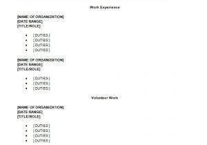 Basic Resume Template for High School Graduate 9 Sample High School Resume Templates Pdf Doc Free