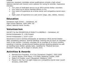 Basic Resume Template for High School Graduate High School Graduate Resume Sample Perfect Resume format