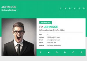 Basic Resume Website 5 Highly Rated WordPress themes for A Creative Resume Website