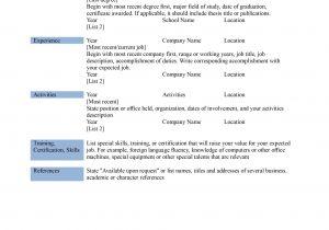 Basic Resume Website Pin by Resumejob On Resume Job Job Resume Template Free