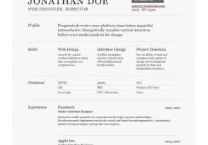 Basic Resume Website This Simple Cv Website Template Features A Basic Layout