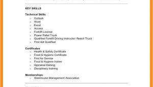 Basic Retail Resume 9 10 Basic Resume Examples for Retail Jobs