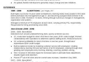 Basic Retail Resume Examples Retail Resume Example Retail Industry Sample Resumes