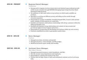 Basic Retail Resume Examples Retail Resume Samples Templates Visualcv