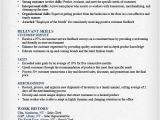Basic Retail Resume Retail Sales associate Resume Sample Writing Guide Rg