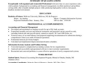 Basic Sample Resume 8 Basic Resume Examples Sample Templates
