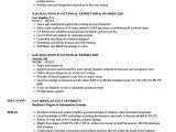 Basic Sap Knowledge Resume Sap Expert Resume Samples Velvet Jobs
