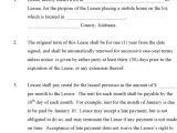 Basic Terms and Conditions Template 30 Basic Editable Rental Agreement form Templates Thogati
