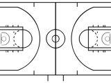 Basketball Court Layout Template Basketball Court Diagram Unmasa Dalha