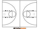 Basketball Court Layout Template Basketball Floor Template Gallery Template Design Ideas
