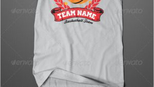 Basketball T Shirt Templates Basketball T Shirt by Gangzar Graphicriver