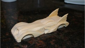 Batmobile Pinewood Derby Template the Batmobile Show Diy Batmobile Pinewood Derby Cars