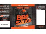 Bbq Sauce Label Template Bc Lions Bbq Sauce On Packaging Of the World Creative