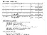 Bcom Fresher Resume format Download Bcom Fresher Resume format In Word Free Download