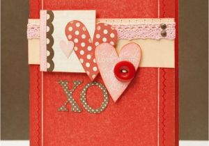 Beautiful and Easy Greeting Card Easy and Adorable Valentine S Day Diy Cards Ideas