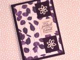 Beautiful Card for Best Friend Beautiful Bouquet Best Friend Card