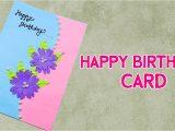 Beautiful Card for Best Friend Beautiful Handmade Birthday Card Idea Birthday Card for
