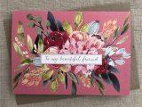 Beautiful Card for Best Friend My Beautiful Friend Card Pink Paddock Store