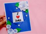 Beautiful Card for Father S Day Beautiful Handmade Father S Day Card Idea Easy Fathers
