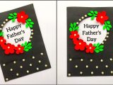 Beautiful Card for Father S Day Easy and Beautiful Card for Father S Day