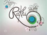 Beautiful Card for Raksha Bandhan Beautiful Greeting Card for Raksha Bandhan Celebration