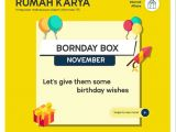 Beautiful Lines for Birthday Card Hmsi Ftik Its On Twitter Happy Birthday to You Hi sobat