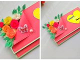 Beautiful New Year Card Making How to Make New Year 2019 Greeting Card Easy and