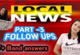 Beautiful Person Cue Card Follow Ups Part 3 Follow Ups Of Local News Cue Card