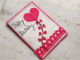Beautiful Pop Up Card for Birthday Particular Craft Idea Homemade Greeting Cards