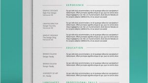Beautiful Resume Templates Free 50 Beautiful Free Resume Cv Templates In Ai Indesign