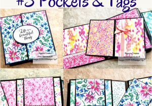 Beautiful Things to Write In A Card Stampin Up A Garden Impressions Mini Album Part 3 Photo