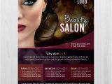 Beauty Flyers Templates Free Free Beauty Salon Flyer Template Flyershitter Com