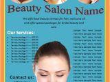 Beauty Flyers Templates Free Free Online Flyers