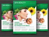 Beauty Flyers Templates Free Spa Beauty Flyer Template Flyer Templates Creative Market