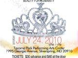 Beauty Pageant Flyer Templates Miss Africa Usa Pageant 2010 Washington Dc Jaguda Com