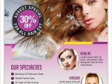 Beauty Salon Flyer Templates Free Download 78 Beauty Salon Flyer Templates Psd Eps Ai