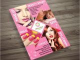 Beauty Salon Flyer Templates Free Download Hair and Beauty Salon Flyer Template Landisher