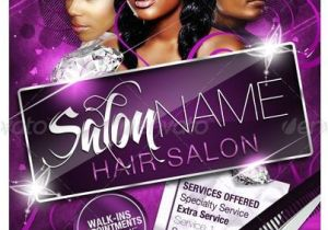 Beauty Salon Flyer Templates Psd Free Download Hair Salon Flyer Templates Free Hair Salon Flyer