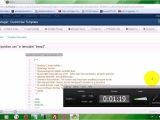 Beez3 Template Beez3 Template Youtube