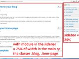 Beez3 Template Joomla Template How Can I Auto Hide A Sidebar when Th