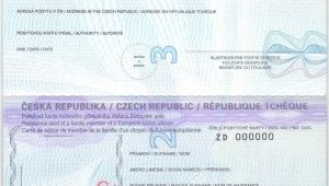 Belgium Professional Card Processing Time Annex 23 Specimen Of Residence Permits issued by Member