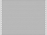 Ben Day Dots Template 4mm Polka Dot Template Stencil Available to Buy Online