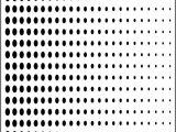 Ben Day Dots Template Ben Day Fading Effect Dots Template Stencil Avaialble Online