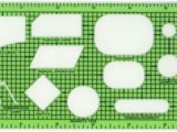 Berol Rapidesign Templates Berol Rapidesign Template Adps Flow Chart Symbols R