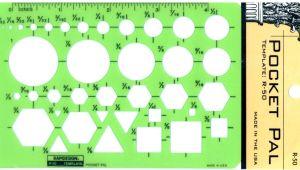 Berol Rapidesign Templates Berol Rapidesign Template Electroneer R 31 Ebay