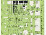 Berol Rapidesign Templates Berol Rapidesign Template R 318 Electric Electronic