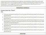 Best Basic Resume format Best Resume Template 2012 Word Resume Templates