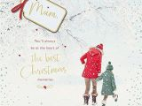 Best Christmas Card Holders Uk Amazing Mum Like You Luxury Christmas Card Snow Scene