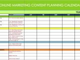 Best Content Marketing Calendar Template Online Marketing Content Message Plannersynchronicity